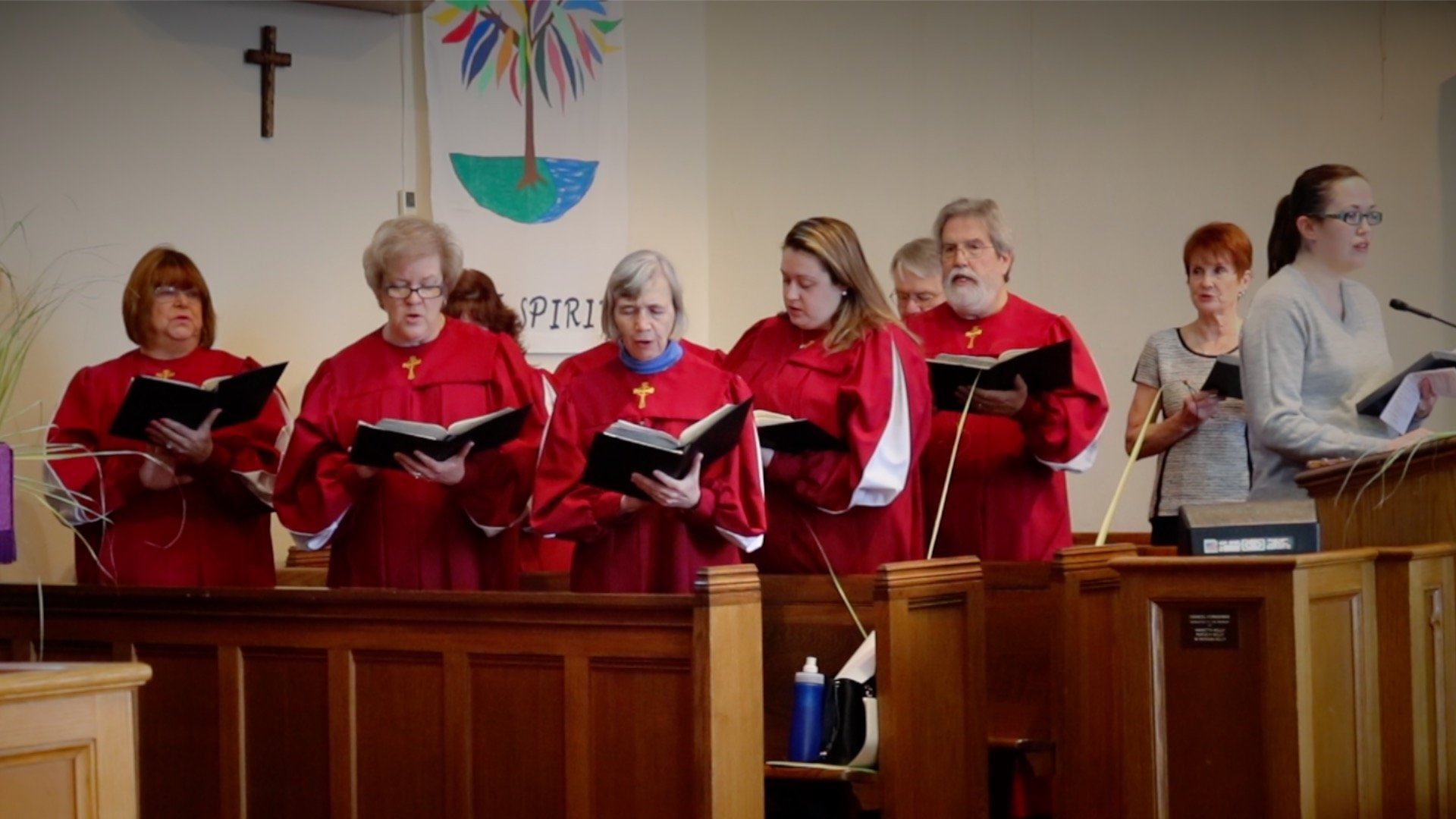 Wesley Grove Choir
