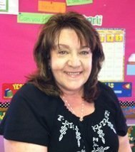 Debbie Odom is an administrative assistant for the 4-year-old program.